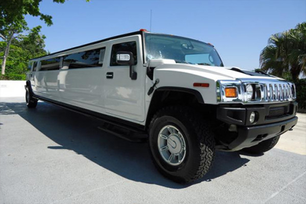 14 Person Hummer Miami Limo Rental
