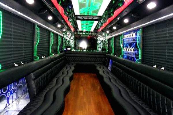 20 Person Party Bus 1 Miami