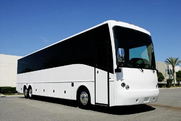 50 Person Charter Bus Service Miami