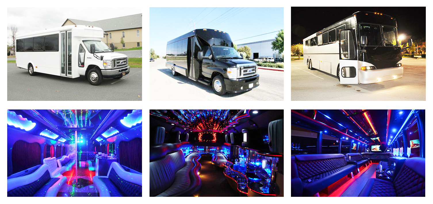 Party Buses Miami