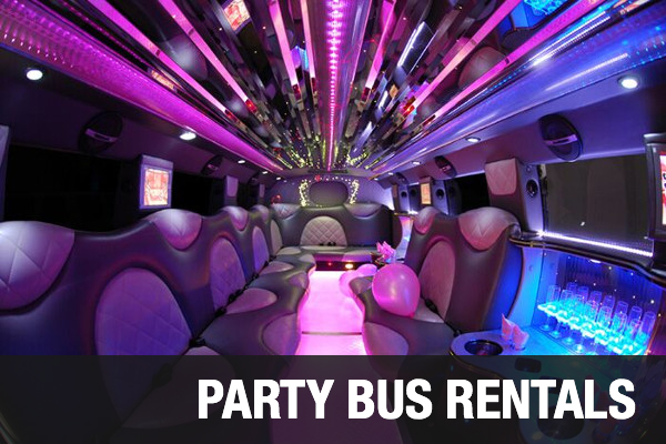 Party Bus Rentals Miami
