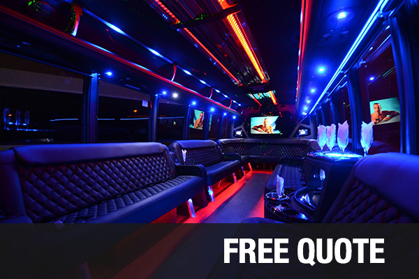 Party Buses For Rental Miami